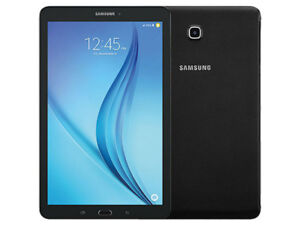 64GB SAMSUNG Galaxy Tab E 8inch  LTE WIF UNLOCKED  ACCESSORIES