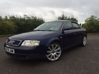 Audi A6... 11 months mot