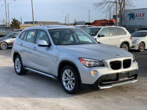 2012 BMW X1 28i LOW KM PANO ROOF - WE APPROVE EVERYONE