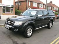 Ford ranger 2008 body parts