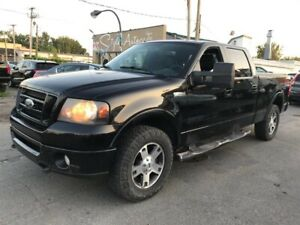 Ford F-150 4WD SuperCrew 2008