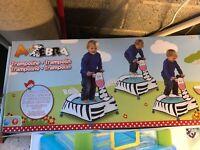 Child's trampoline BNIB