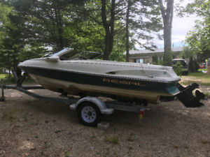 1999 Regal 1700 speedboat