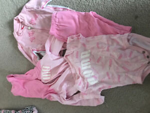 Baby girl fall/winter clothes