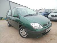 RENAULT SCENIC AUTHENTIQUE 1.4 PETROL MPV