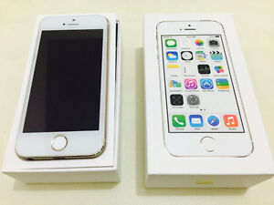 GOLD IPHONE 5s OBO