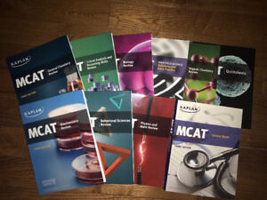 Kaplan's best-selling 7-Book MCAT Subject Review