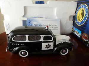 Franklin Mint diecast car