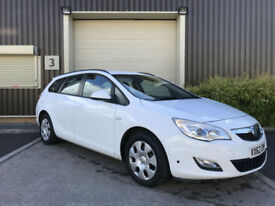 (62) 2013 Vauxhall/Opel Astra 1.3CDTi 16v 95ps ecoFLEX Estate Ex Police Vat Qual