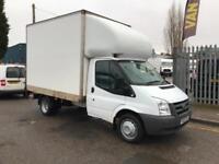 Ford Transit 2.4TDCi Duratorq ( 115PS ) 350M 350 MWB LUTON