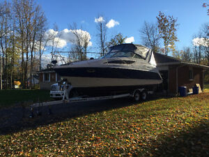 2007 Bayliner 285 with trailer