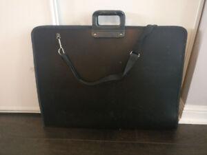 Artist Portfolio Case, Large with Strap