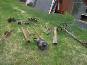 1929-1930 Ford Coup Model T parts
