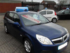 Vauxhall/Opel Vectra 1.9CDTi 16v ( 150ps ) 2007 Exclusiv, 6 SPEED,