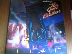 THE GOOD BROTHERS VINYL RECORD