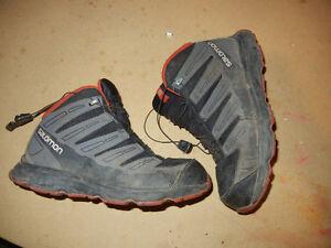 Salomon Size 3 Kids Outdoor Sneakers