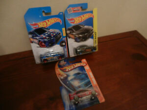 Hot Wheels Lancer Evolution Lot of 3 JDM