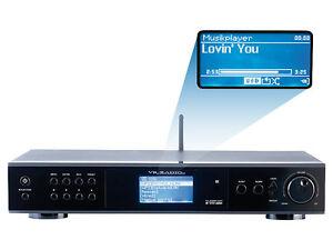 VR-Radio Internetradio-Tuner IRS-820.HiFi mit Digitalradio DAB+ & UKW NEU