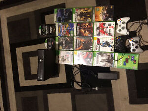 Xbox 360 console, Xbox 360 games, Xbox 360 Controllers