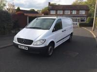 Mercedes-Benz Vito 2.1CDi 109 - Compact 109CDI Low Mileage