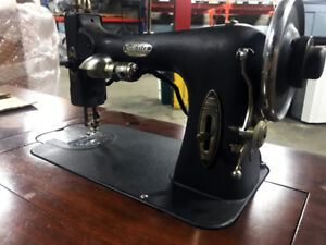 1938 White Rotary Vintage Sewing Machine Anitque