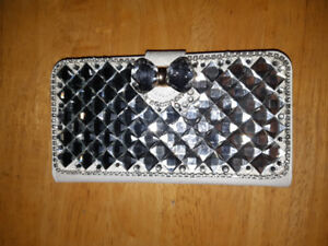 Cell phone wallet case