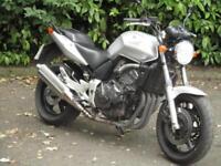 HONDA CBF600N, 2005/05, 20,413 MILES. FSH