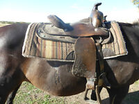 PRICE REDUCED- assorted horse tack