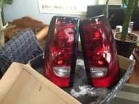 Set of 2006 Chevy taillights