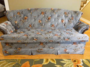 Sofa Bed and Love Seat (2 pieces)