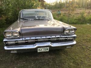 FOR SALE 1959 Monarch