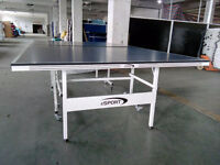 NEW eSPORT PRO TENNIS TABLES (FREE DELIVERY/ SET UP)