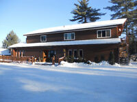 22 UNITS MOTEL FOR SALE, HIGHWAY 11 LOCATION