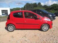 2012 Peugeot 107 1.0 Active 5dr 99hr 5 door Hatchback