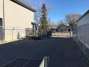 550 Sq Ft Double Garage and 3100 Sq Ft Fully Fenced and Gated Lo Regina Regina Area image 2