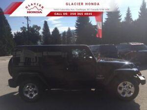 2014 Jeep Wrangler Unlimited Sahara  -  A/C