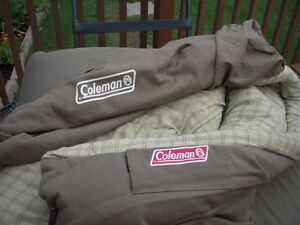 COLEMAN KING SIZE SLEEPING BAG