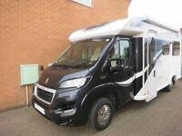 Bailey APPROACH AUTOGRAPH 625, LOW PROFILE LUXURY MOTORHOME, PRICE REDUCED