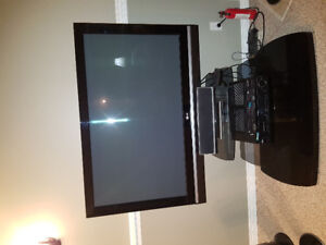 50 inch LG tv and stand. Excellent condition
