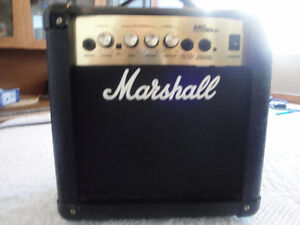 AMPLIFIER MARSHALL MG10 CD MINT CONDITION KOREAN MADE $70
