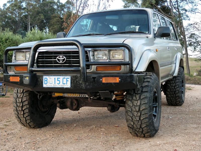 LandCruiser 80series Chev v8 4x4 | Cars, Vans & Utes