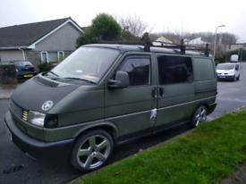 VW T4 day van