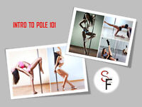 Pole Dance/Fitness Class Starts June 25th