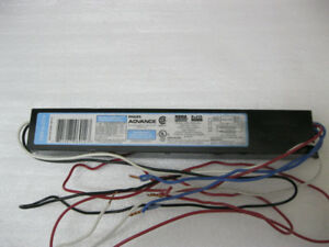 2 Lamp Ballast
