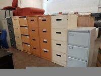 Large 4 drawer filing cabinets £ 20 each