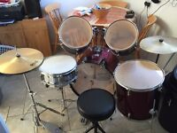 7 piece Pulse Drum Kit