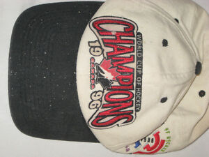 1996 World Cup Chamions Canada Hat Belleville Belleville Area image 1