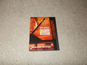 EXECUTIVE DECISION/DAYLIGHT DVDS SET FOR SALE!