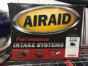 AirAid intake for Tundra adds HP!