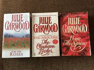 Clayborne Bride books, Julie Garwood